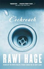 Cockroach, by Rawi Hage