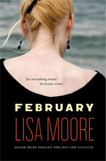 February, by Lisa Moore