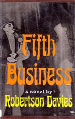 Fifth Business, by Robertson Davies
