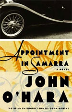 Appointment in Samarra, by John O'Hara