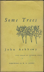 Some Trees, by John Ashbery