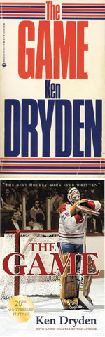 The Game, by Ken Dryden